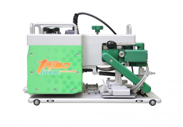 Miller Weldmaster TRIAD Extreme Universal Hot Wedge Welding Machine