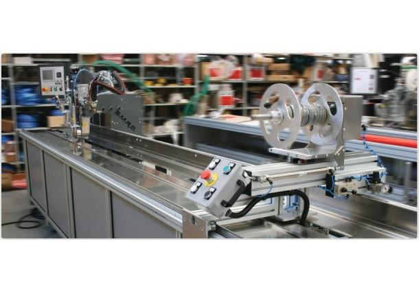 Machine à Souder SMRE à Air Chaud, Ultrason et/ou Colle SM-216-SA