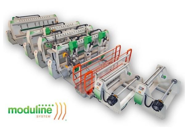 Machine à souder automatique multi-têtes Miller Weldmaster Moduline