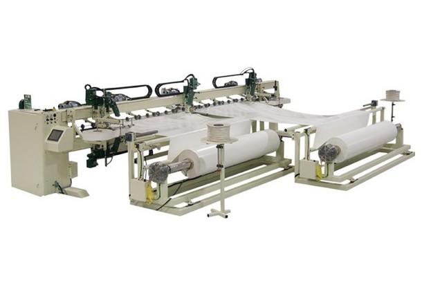 Système de soudure automatique pour Tente Keder Miller Weldmaster M100