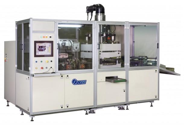 Système de découpe à servo-moteur avec poste de lamination SYSCO HHC