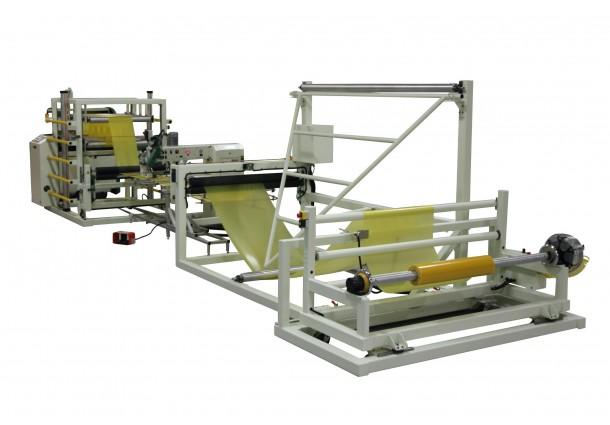 Machine à souder pour tubes et sacs Miller Weldmaster PU Bag
