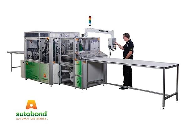 Machine de Finition Complète Automatisée Miller Weldmaster AES1900