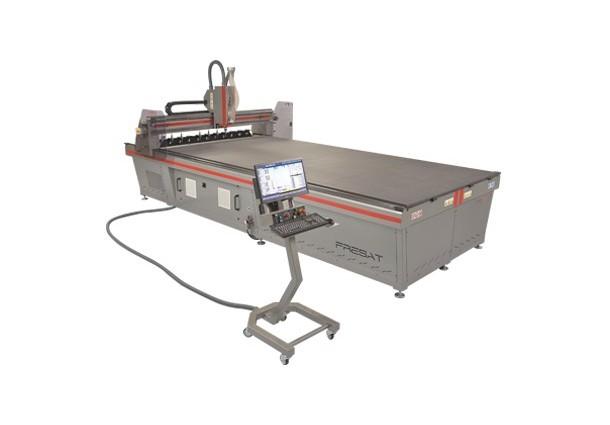 Machine de fraisage CNC PROTEK FRESAT CNC