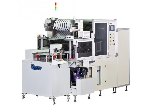 Machine d'assemblage des coeurs et overlays semi-auto SYSCO GCM-M