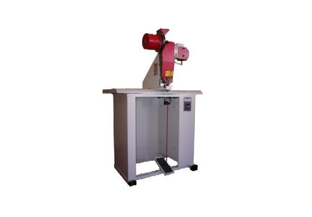 2-FS Automatic Electric Eyeleting Machine to set Metallic Eyelets