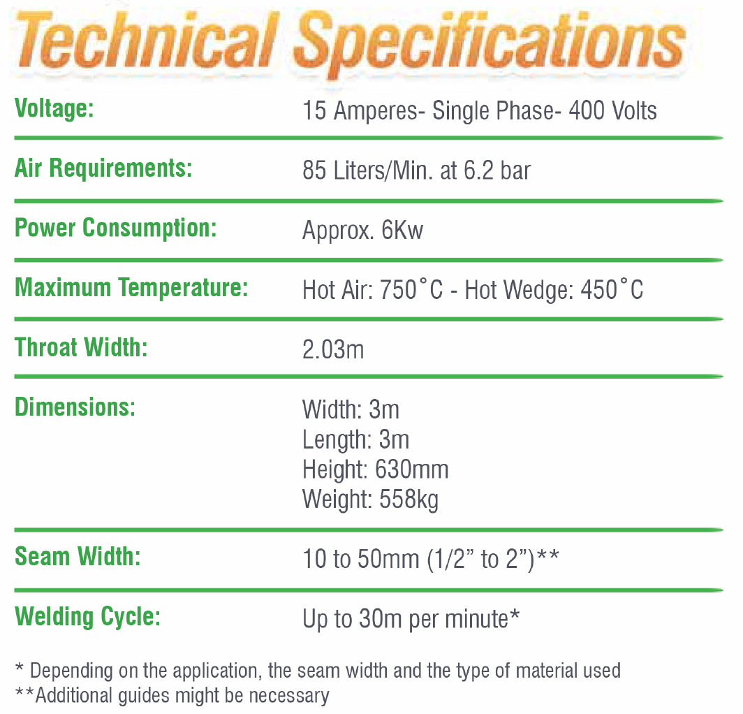 Fiche Technique T600