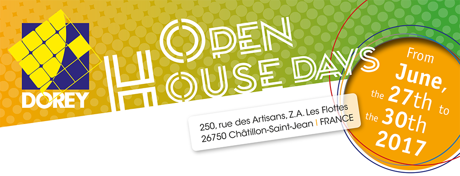 DOREY Open House Days