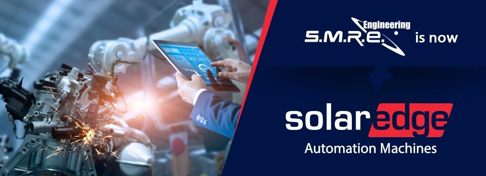 SMRE is now SolarEdge