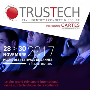 TRUSTECH 2017 in Cannes, France with SYSCO