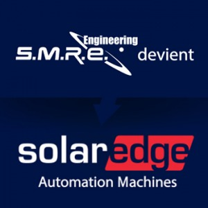 SMRE / SolarEdge - Changement de nom